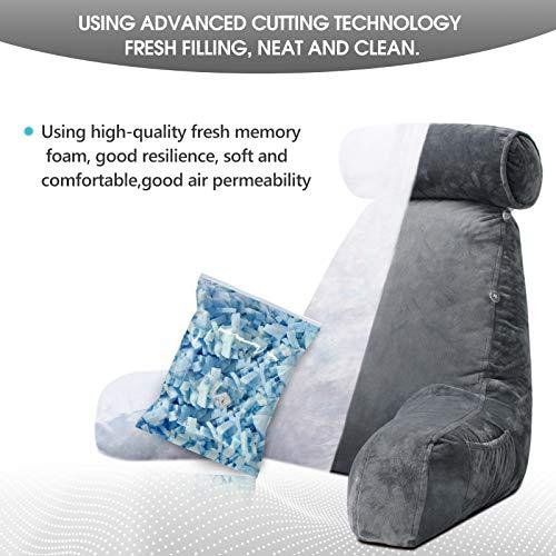 mittaGonG Shredded Foam Reading Pillow