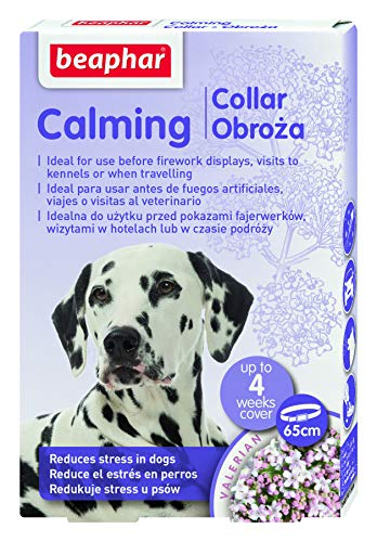 Beaphar Calming Collar para Perros 65 Cm 30 g