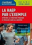 La RAEP par l'exemple - 2019-2020 - Intégrer la fonction publique et évoluer dans sa carrière
