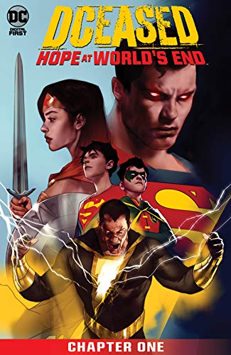 DCeased: Hope At World's End (2020) #1 (English Edition) eBook: Taylor,  Tom, Oliver, Ben, Nguyen, Dustin, Nguyen, Dustin, Lokus, Rex: Amazon.fr