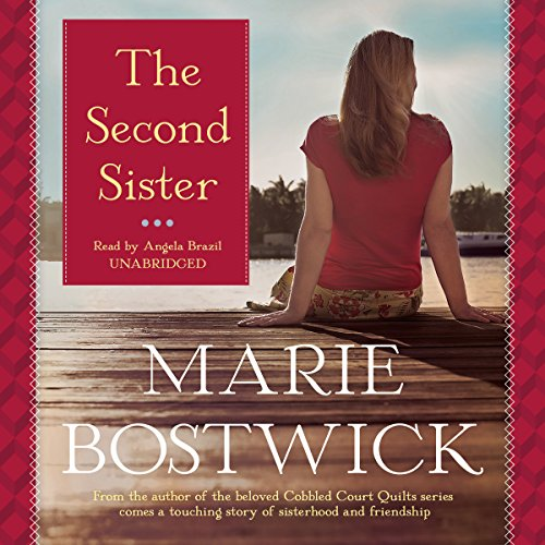 The Second Sister audiobook cover art