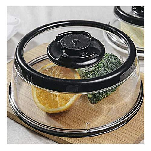 LCLrute Premium Fresh Cover,Airtight Vacuum Food Sealer Mintiml Cover Kitchen Instant Vacuum Food Sealer Fresh Cover