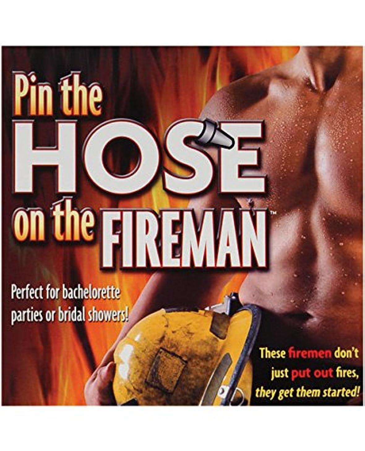 Pin the Hose on the Fireman Bachelorette Game .HN#GG_634T6344 G134548TY28785