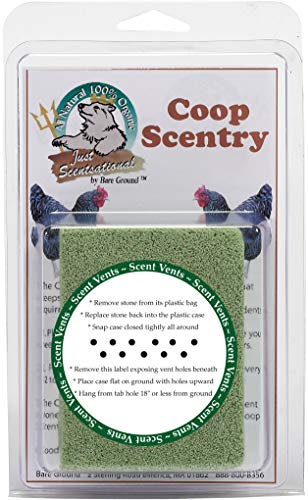 All Natural Animal and Insect Control Scented Stone for Chicken Coops - Just Scentsational CS-1