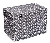 MZ Housse universelle pour cage de chien en polyester durable et coupe-vent, protection intérieure et extérieure, housse uniquement