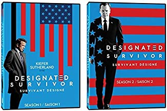 Designated Survivor: The Complete First & Second Seasons
