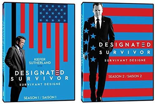 Designated Survivor: The Complete First & Second Seasons