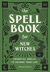 spell book for new witches book cover