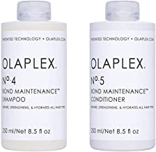 Olaplex No.4 And 5 Bond Maintenance Shampoo And Conditioner