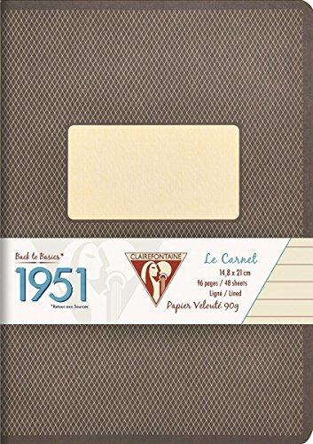 KRAFT Zeichenblock DIN A5 60 Blatt 1 Stück Clairefontaine