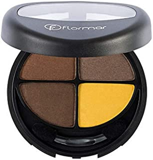 Flormar Eyeshadow Palette, 410 Byzantine Touch