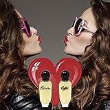 SERGIO NERO • Set de perfume Café & Chocolate para Mujeres: 2 frascos de agua de tocador, cada frasco con un vólumen de 30 ml • Un regalo excelente para los amantes de las fragancias dulces golosas