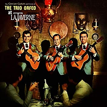 The Grecian Guitars and Voices of Trio Orfeo - At La Taverne