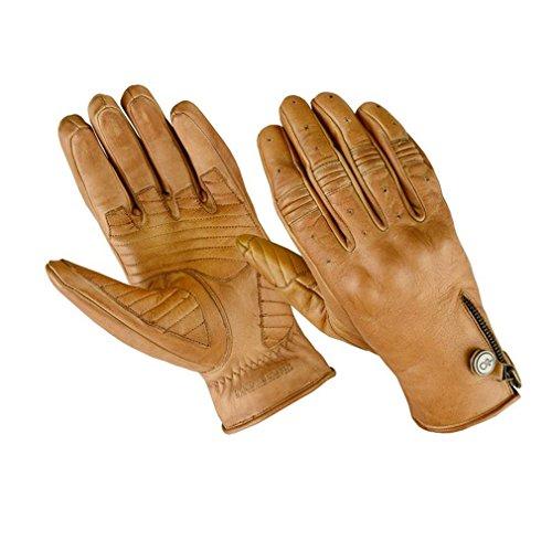VSTREET Handschuhe Leder Damen Bobber, braun, Größe 2x S
