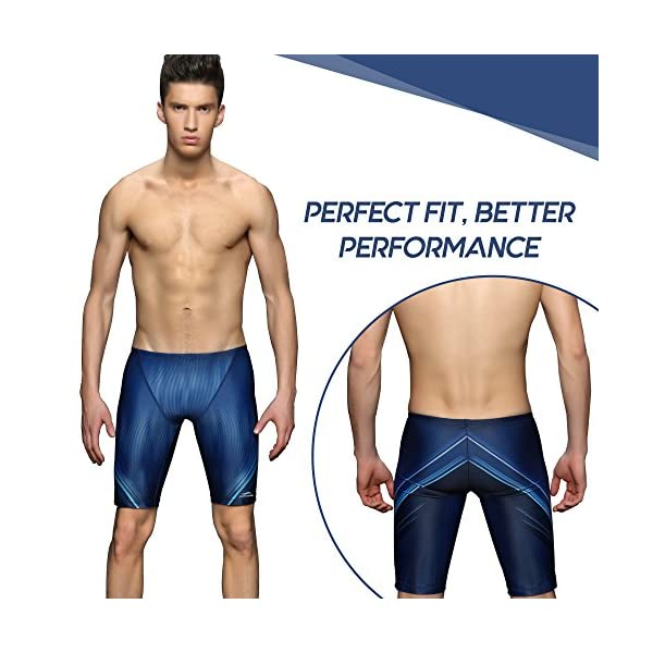 Jammers for Men – Swimming Jammers for Men and Boys – Swim Pants