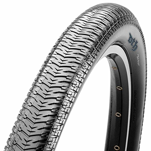 Maxxis Unisex– Erwachsene Skinwall MPC Fahrradreifen, schwarz, 26x2.30 55/58-559
