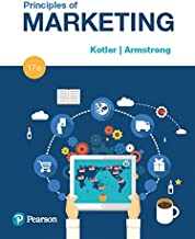 Principles of Marketing (17th Edition)