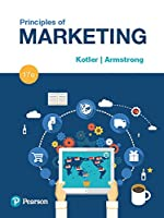 Principles of Marketing, 17th Edition Front Cover