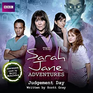 The Sarah Jane Adventures: Judgement Day audiobook cover art