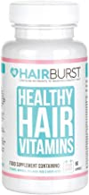 Hairburst Biotin Hair Growth Vitamins - Hair Vitamins for Faster Hair Growth - Single Month Supply - 60 Capsules - For Longer and Stronger Hair