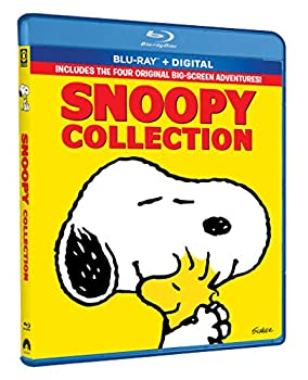 The Snoopy 4-Movie Collection  Blu-ray + Digital