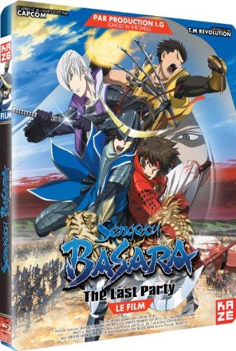 Sengoku Basara Le Film-Edition BR [Blu-Ray]
