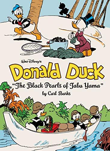 Walt Disney's Donald Duck Vol. 19: The Black Pearls of Tabu Yama (The Complete Carl Barks Disney Library) (English Edition)
