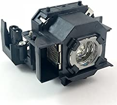 Epson ELPLP34 - Projector lamp - for EMP 62, 82, X3, PowerLite 62c, 76c, 82c (V13H010L34) -