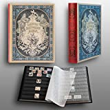 Prophila Collection Francobolli Album nostalgici III, 60 Pagine, Interno Nero...