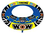 WOW World of Watersports Xtreme Inflatable Towable, Ride in Oval, 1 to 3 Persons