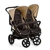 Hauck Roadster Duo SLX Side by Side Double Pushchair up to 36 kg