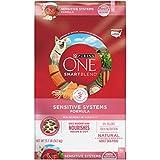 Purina ONE Natural Sensitive Stomach Dry Dog Food, SmartBlend...