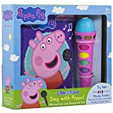 Peppa Pig: Sing with Peppa! (Play-A-Song) karaoke microphone Nov, 2020