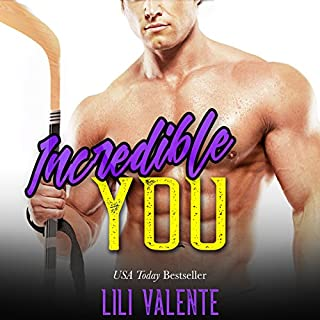 Incredible You: audiobook cover art