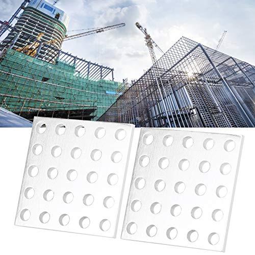 Gaaspaneel 2,5 mm dikte Stabiele en stevige industriële onderdelen