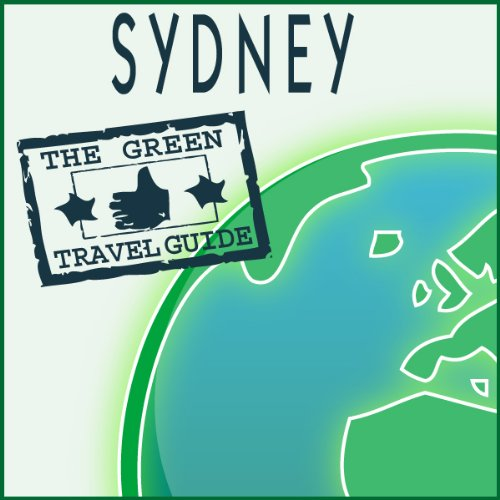 Sydney audiobook cover art