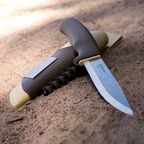 Moraknife(モーラ・ナイフ)『ブッシュクラフトサバイバル』