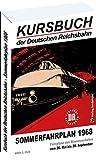 Kursbuch der Deutschen Reichsbahn - Sommerfahrplan 1968: Gültig vom 26. Mai bis 28. September 1968: Fahrpläne des Binnenverkehrs vom 26. Mai bis 28. September...