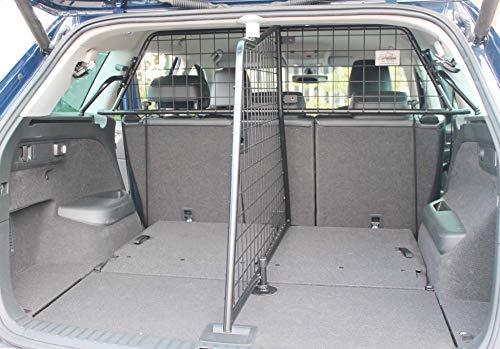 Guardsman Hundegitter und Variabler Kofferraumteiler für Skoda Kodiaq –Nur 7 Sitzplätze -Teilenummer G1473BB