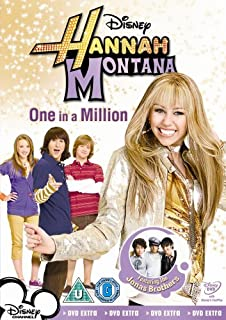 Hannah Montana: One In A Million [DVD] (B001BP1Z1G) | Amazon price tracker / tracking, Amazon price history charts, Amazon price watches, Amazon price drop alerts