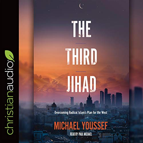The Third Jihad audiobook cover art
