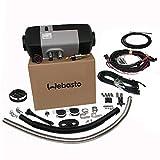 Webasto Air Top EVO 40 4kW 13650 BTU Gasoline Gas Furnace Petrol RV Air Heater 12V Semi Truck Bunk Heater