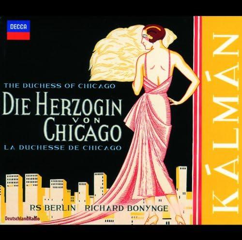 Various artists, Berlin Radio Chorus, Radio-Symphonie-Orchester Berlin & Richard Bonynge