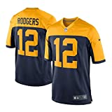 Camiseta NFL Aaron Rodgers de Green Bay Packers