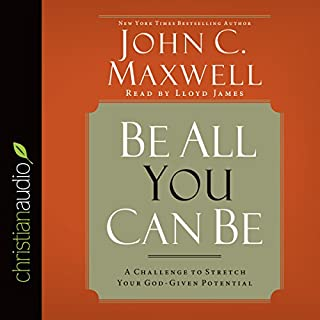 Be All You Can Be cover art