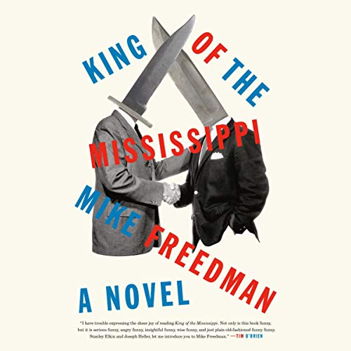 King of the Mississippi cover art