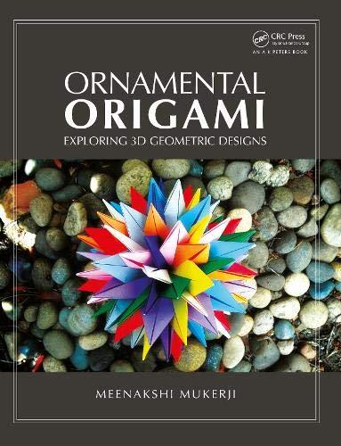 Ornamental Origami: Exploring 3D Geometric Designs