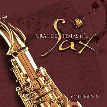 Grandes Temas en Sax Vol. IX