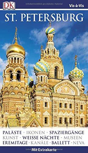 Vis-à-Vis Reiseführer Sankt Petersburg: mit Extra-Karte und Mini-Kochbuch zum Herausnehmen