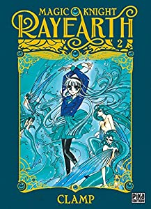 Magic Knight Rayearth Nouvelle édition Tome 2